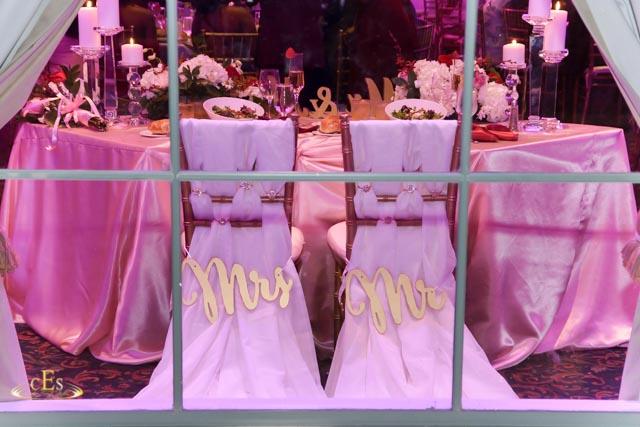 A Simple & Modern Wedding